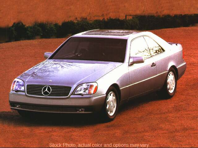 Used 1996 Mercedes-Benz S-Class 2d Coupe S500 at Royal Car Center near Philadelphia, PA