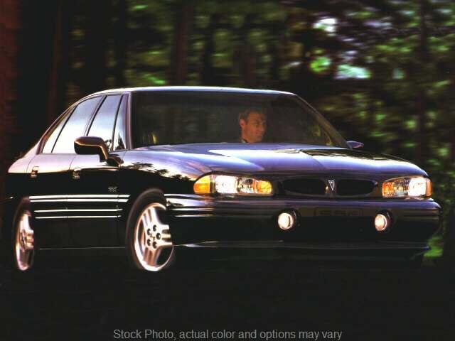 1997 Pontiac Bonneville 4d Sedan SSEi at Edd Kirby's Adventure Mitsubishi near Chattanooga, TN