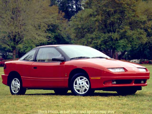 Used 1996  Saturn S Series 2d Coupe SC1 at Edd Kirby's Adventure near Dalton, GA