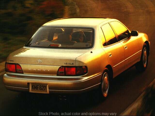 1996 Toyota Camry 4d Sedan LE V6 at VA Cars Inc. near Richmond, VA