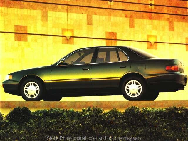 1996 Toyota Camry 4d Sedan LE at Edd Kirby's Adventure near Dalton, GA