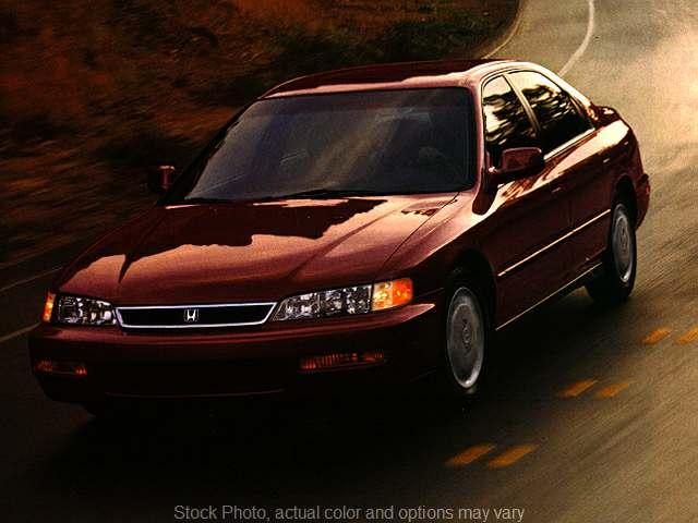 Used 1997  Honda Accord Sedan 4d LX at LaGrange Mitsubishi near LaGrange, GA