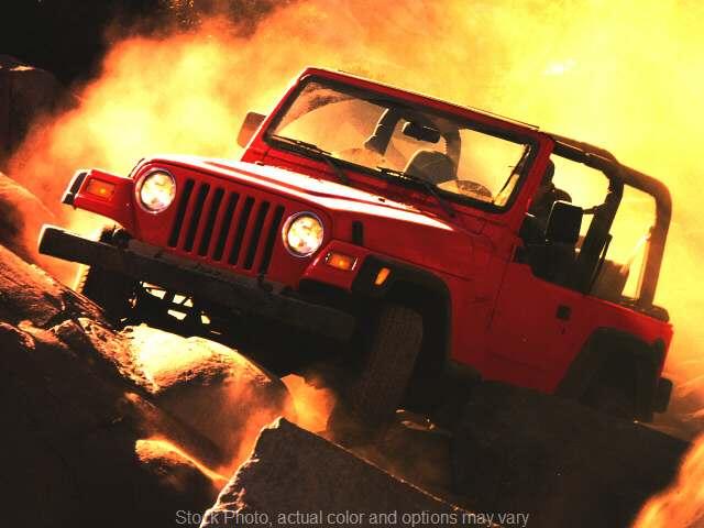 1997 Jeep Wrangler Wrangler Sport at Good Wheels near Ellwood City, PA