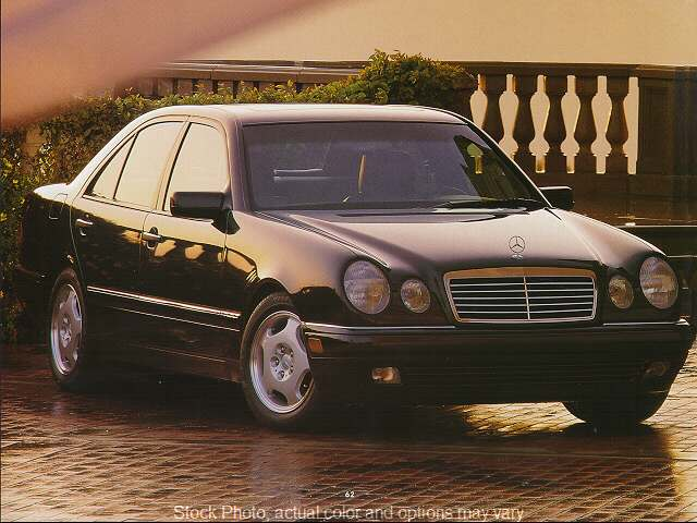 Used 1998 Mercedes-Benz E-Class 4d Sedan E320 at The Auto Plaza near Egg Harbor Township, NJ