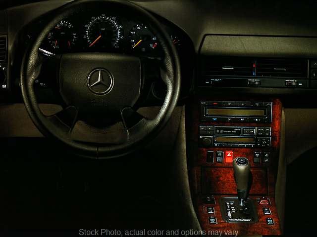 Used 1998  Mercedes-Benz SL-Class 2d Convertible SL500 at Premier Auto near Jonesboro, AR