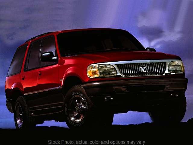 1997 Mercury Mountaineer 4d SUV AWD at VA Cars of Tri-Cities near Hopewell, VA