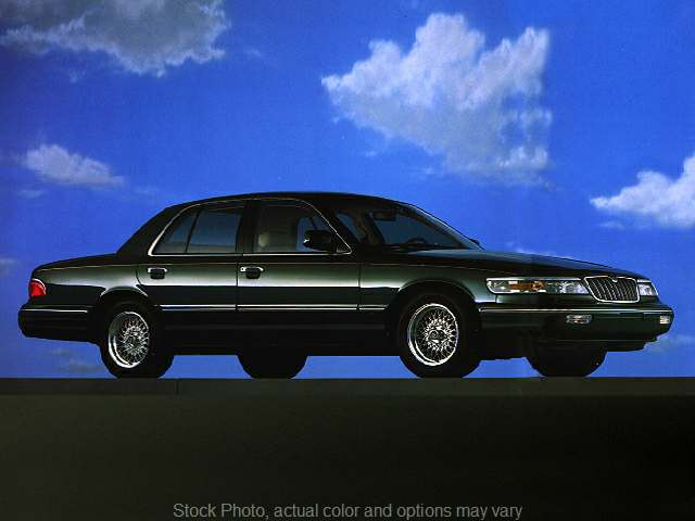 1997 Mercury Grand Marquis 4d Sedan LS at Good Wheels near Ellwood City, PA