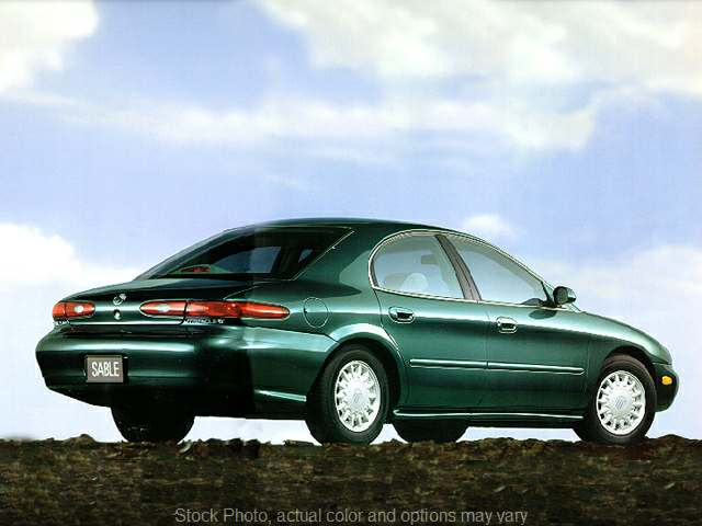 Used 1997  Mercury Sable 4d Sedan GS at The Gilstrap Family Dealerships near Easley, SC