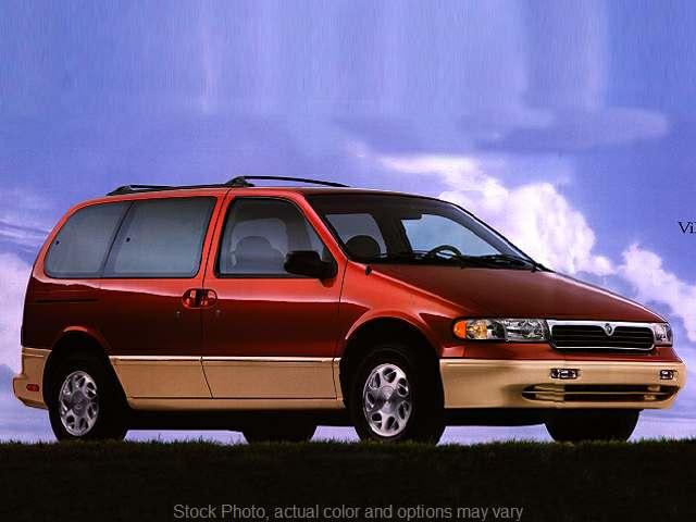 Used 1997  Mercury Villager 3d Wagon GS at VA Cars of Tri-Cities near Hopewell, VA