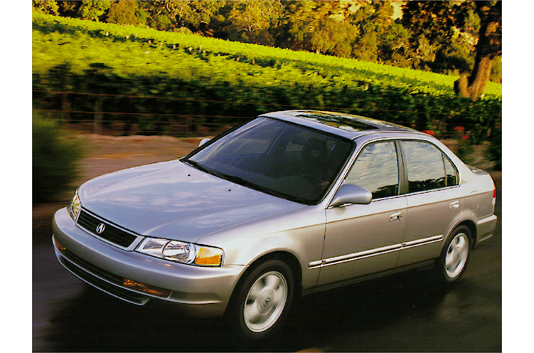 1998 Acura EL - View Specs, Prices & Photos - WHEELS.ca