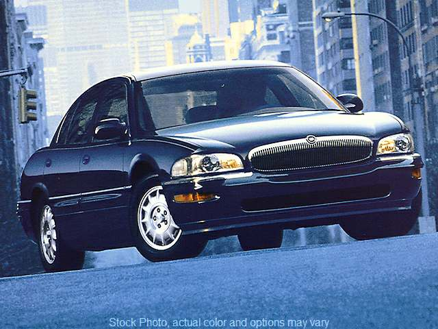 Used 1997  Buick Park Avenue 4d Sedan at Bobb Suzuki near Columbus, OH