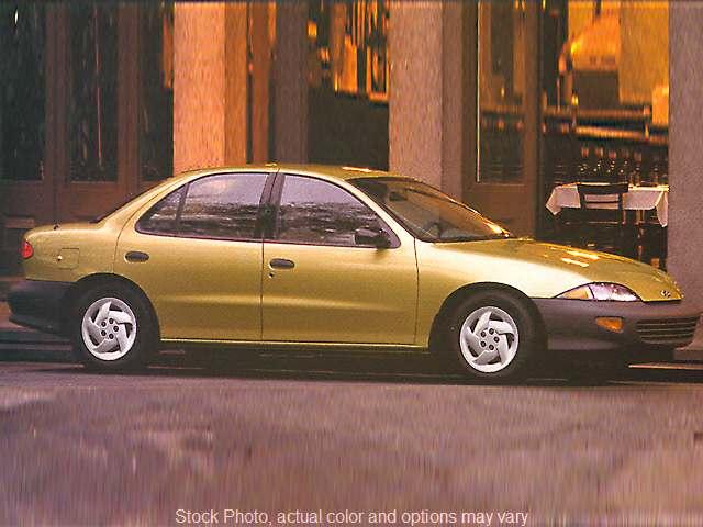 Used 1998  Chevrolet Cavalier 4d Sedan at LaGrange Mitsubishi near LaGrange, GA