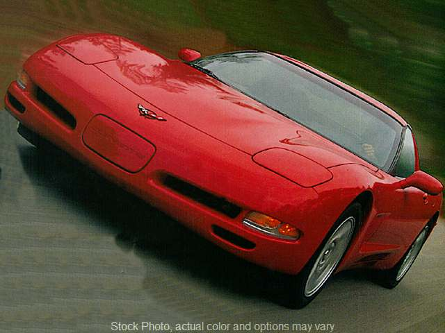 1998 Chevrolet Corvette 2d Coupe at CarCo Auto World near South Plainfield, NJ