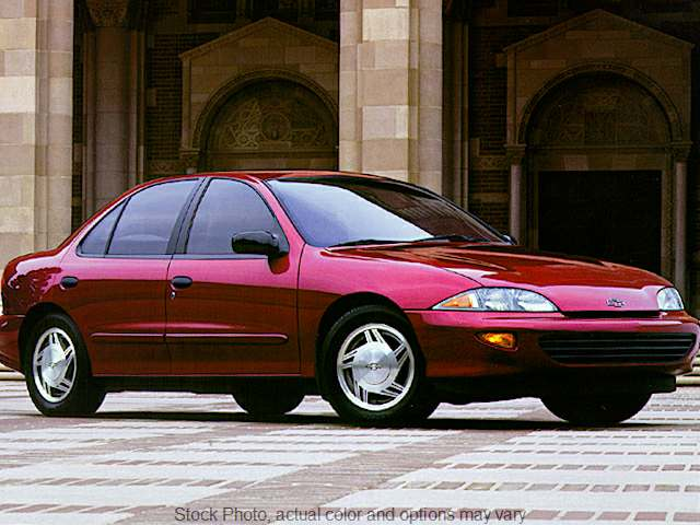 Used 1997  Chevrolet Cavalier 4d Sedan LS at Bobb Suzuki near Columbus, OH