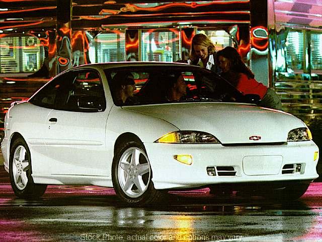 1998 Chevrolet Cavalier 2d Coupe Z24 at The Gilstrap Family Dealerships near Easley, SC