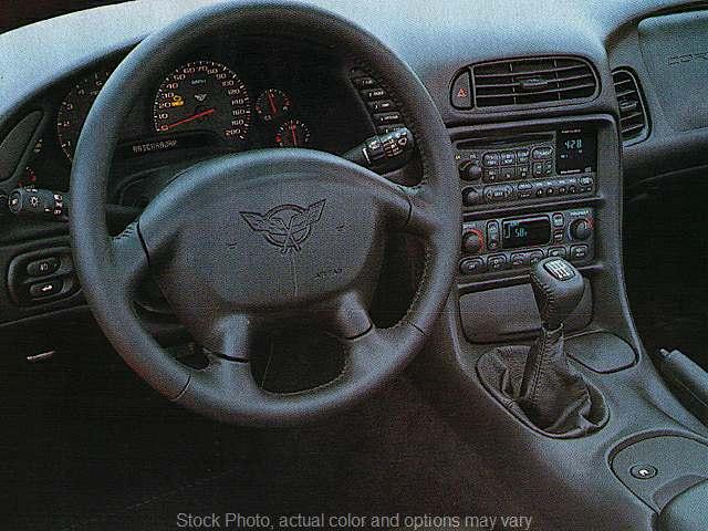 Used 1998  Chevrolet Corvette 2d Coupe at The Gilstrap Family Dealerships near Easley, SC