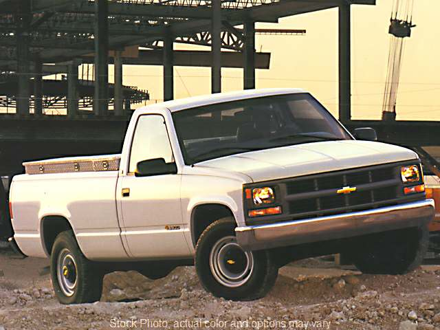 Used 1998  Chevrolet C2500 Pickup 2WD Reg Cab Silverado at City Wide Auto Credit near Oregon, OH