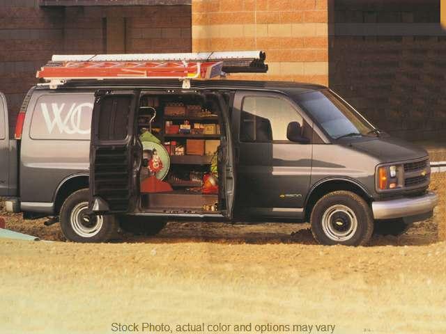 1996 Chevrolet Chevy Van 2500 Van at D&D Truck and Auto near Graham, NC