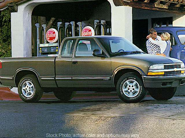 Used 1998 Chevrolet S10 Pickup 2WD Ext Cab LS at Griffin Mitsubishi near Monroe, NC