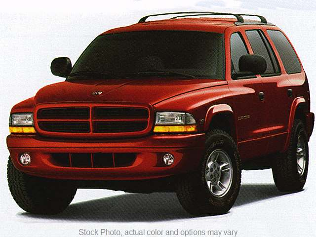 Used 1998 Dodge Durango 4d SUV 4WD SLT 5.2L at Car Country near Aurora, IN