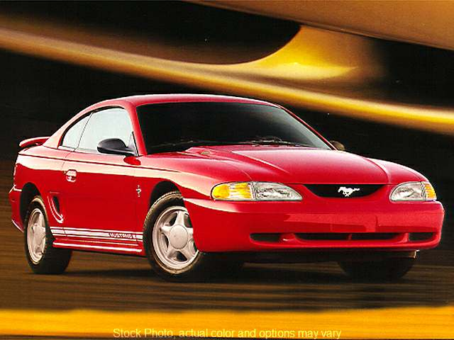 Used 1998  Ford Mustang 2d Coupe at VA Cars West Broad, Inc. near Henrico, VA