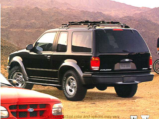 Used 1998 Ford Explorer 2d SUV 4WD Sport at Tacoma Car Credit near Tacoma, WA