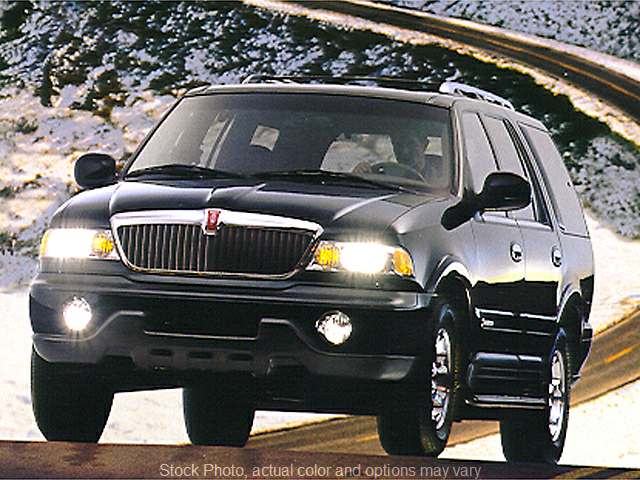 1998 Lincoln Navigator 5d SUV 4WD at Edd Kirby's Adventure near Dalton, GA