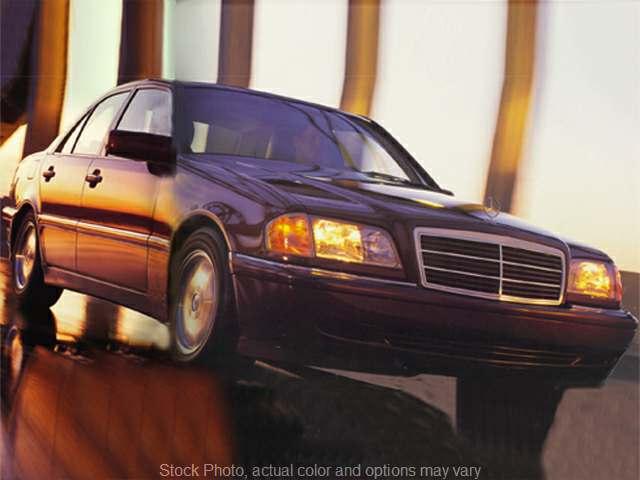 1998 Mercedes-Benz C-Class 4d Sedan C230 at VA Cars Inc. near Richmond, VA
