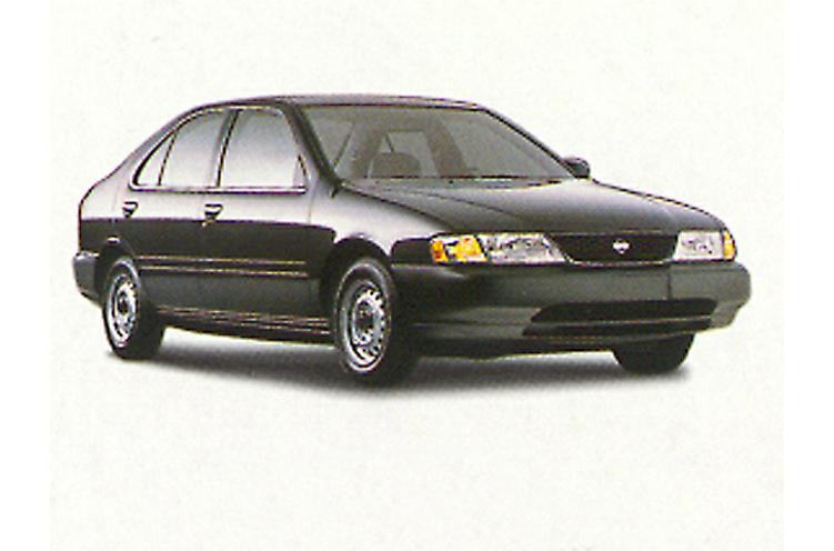 nissan sentra 1998 model specs
