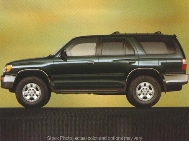 Used 1998  Toyota 4Runner 4d SUV RWD SR5 at R & R Sales, Inc. near Chico, CA