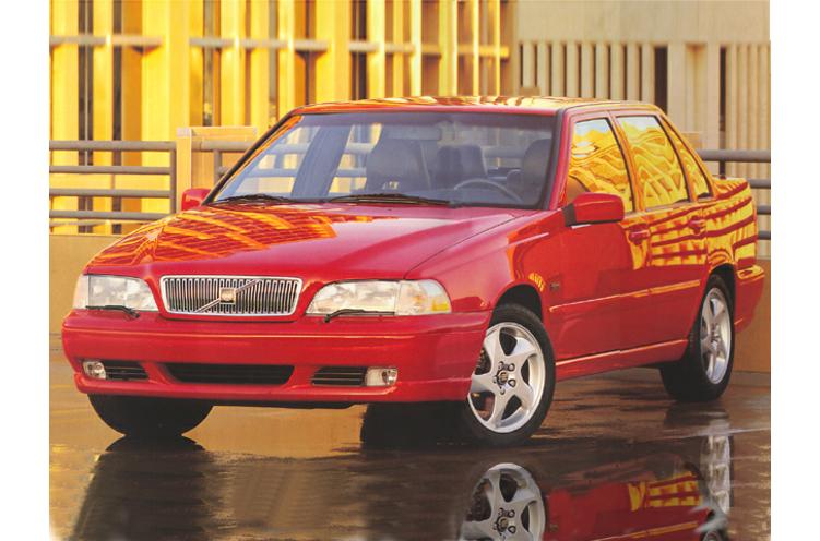 volvo s70 1998 specs