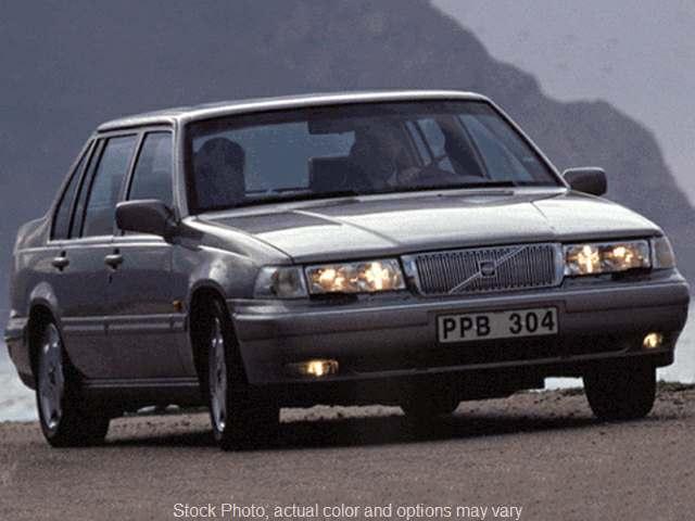 1998 Volvo S90 4d Sedan at The Gilstrap Family Dealerships near Easley, SC