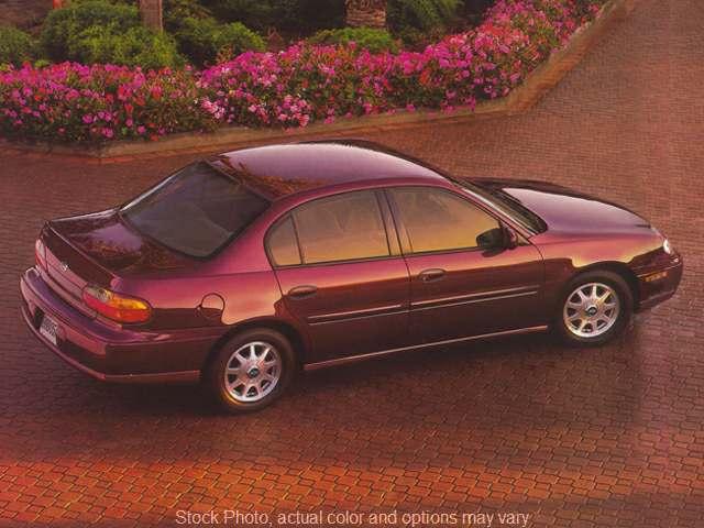 Used 1999  Chevrolet Malibu 4d Sedan LS at Edd Kirby's Adventure Mitsubishi near Chattanooga, TN