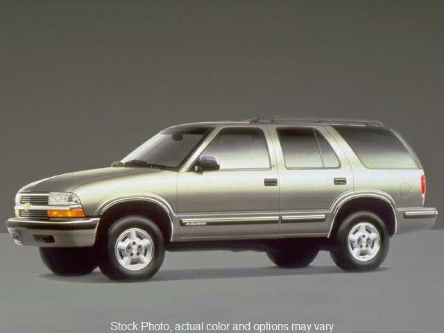 1999 Chevrolet Blazer 4d SUV 4WD at Good Wheels near Ellwood City, PA