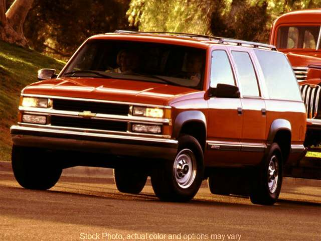 Used 1999  Chevrolet Suburban 1500 SUV 4WD LS at The Gilstrap Family Dealerships near Easley, SC