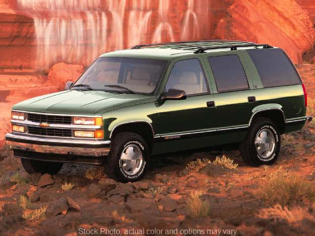 Used 1999  Chevrolet Tahoe 4d SUV 4WD LT at Ramsey Motor Company - North Lot near Harrison, AR