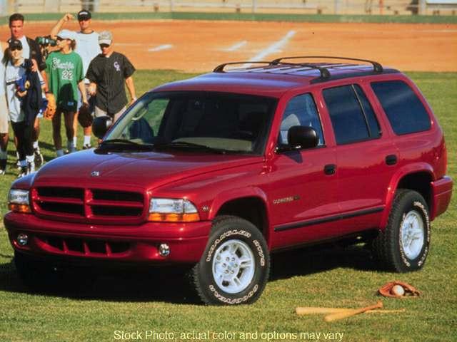Used 1999  Dodge Durango 4d SUV 4WD SLT at Ramsey Motor Company - North Lot near Harrison, AR
