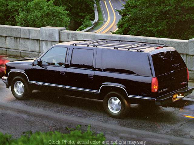 Used 1999  GMC Suburban 1500 SUV 4WD SL at Midwest Auto Sales, Inc. near Ottumwa, IA
