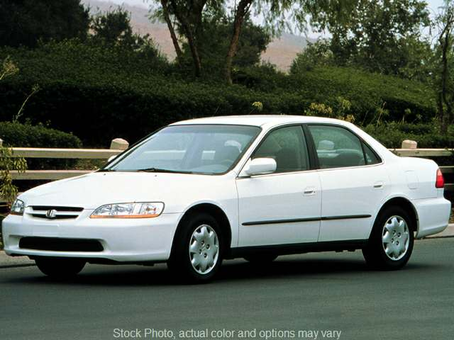 Used 1999  Honda Accord Sedan 4d LX ULEV at VA Cars of Tri-Cities near Hopewell, VA