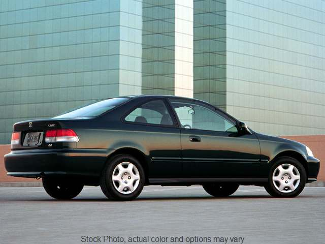 Used 1999 Honda Civic Coupe 2d EX at Get Approved Quad Cities near East Moline, IL