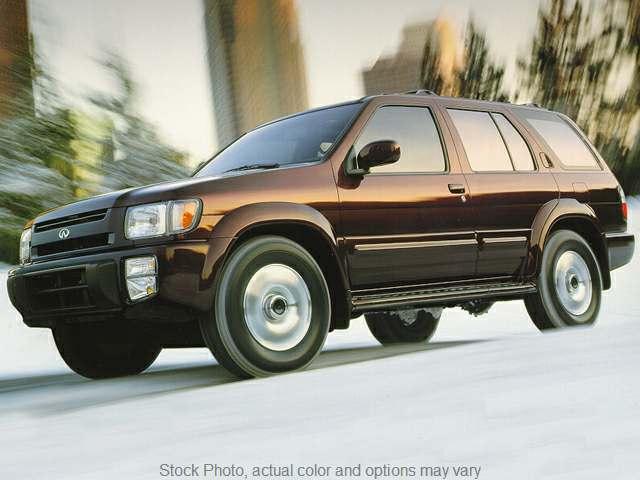 Used 1999  Infiniti QX4 4d SUV 4WD (1999.5) at Frank Leta Automotive Outlet near Bridgeton, MO