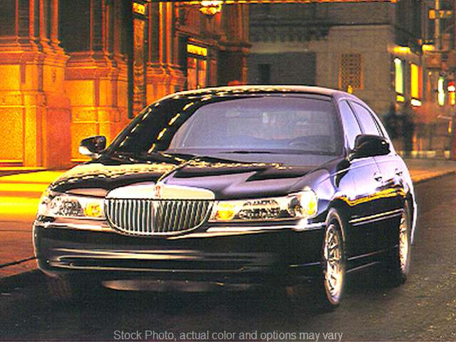 1999 Lincoln Town Car 4d Sedan Executive at VA Cars West Broad, Inc. near Henrico, VA