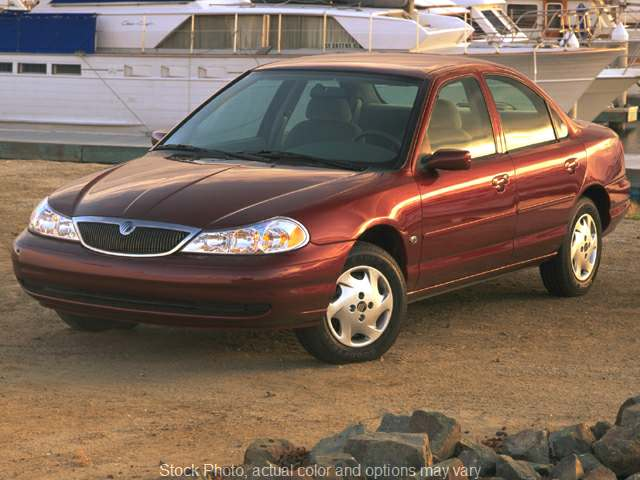 Used 1999  Mercury Mystique 4d Sedan LS at Car Country near Aurora, IN