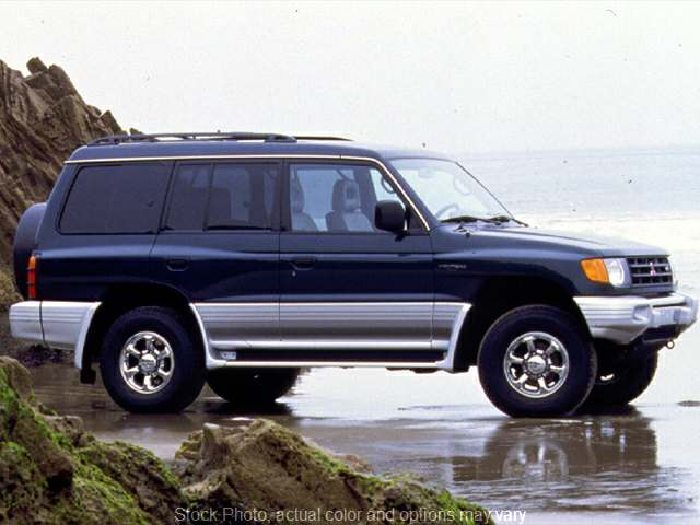 Used 1999  Mitsubishi Montero 4d SUV at The Gilstrap Family Dealerships near Easley, SC
