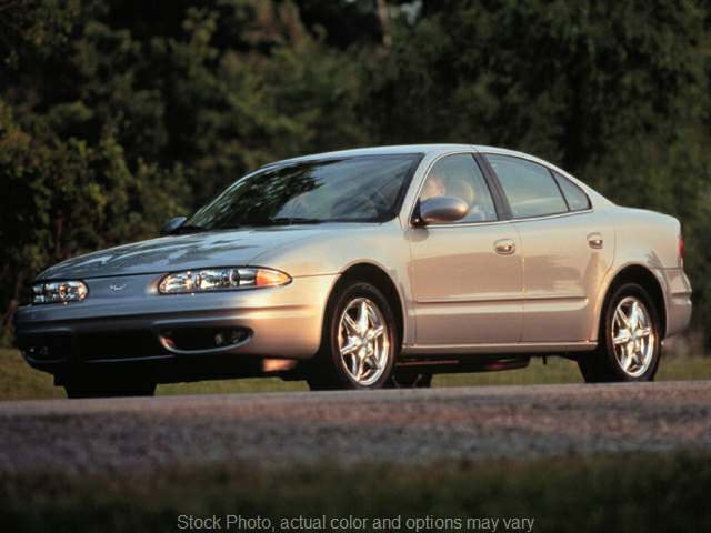 Used 1999  Oldsmobile Alero 4d Sedan GL V6 at City Wide Auto Credit near Toledo, OH