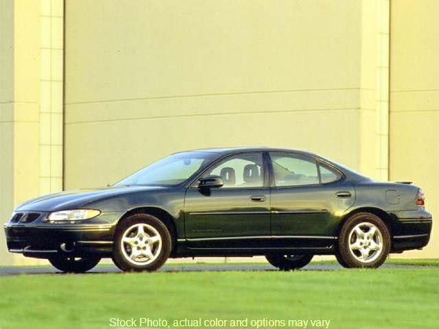 Used 1999  Pontiac Grand Prix 4d Sedan SE at LaGrange Mitsubishi near LaGrange, GA