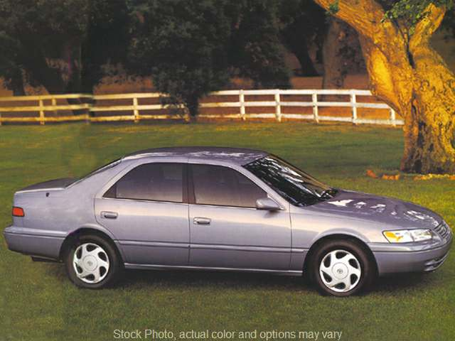 Used 1999  Toyota Camry 4d Sedan CE at The Gilstrap Family Dealerships near Easley, SC
