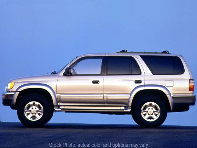 Used 1999  Toyota 4Runner 4d SUV 4WD SR5 at Credit Now Auto Inc near Huntsville, AL