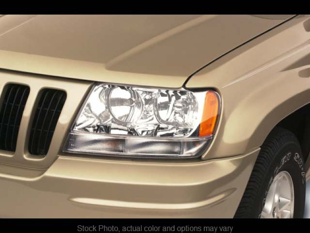 Used 2000  Jeep Grand Cherokee 4d SUV 4WD Limited V8 at Credit Now Auto Inc near Huntsville, AL