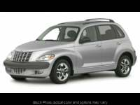 Used 2001  Chrysler PT Cruiser 4d Wagon Limited at Griffin Mitsubishi near Monroe, NC